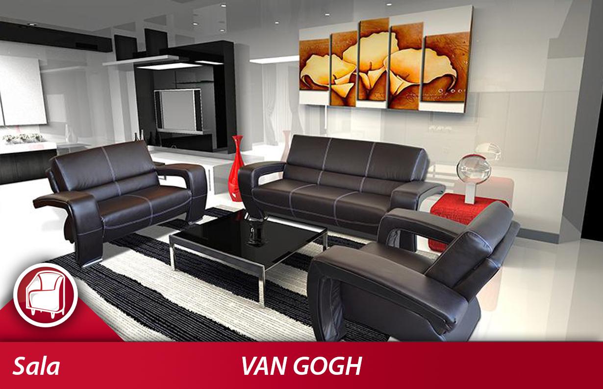 Salas Stylo Muebles # Vang Gogh Muebles